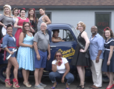 The preliminary round for this year's 28th Street Metro Cruise Pin Up Girls Contest featured 14 young ladies who were narrowed down to 10 finalist. Those finalists will compete for the title this Saturday.